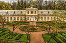 Gardens of Peterhof, Russia by LudaNayvelt