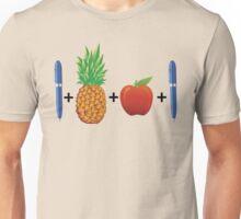 Pen Pineapple Apple Pen PPAP S Unisex T-Shirt