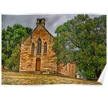 Hartley Historic Village # 3 - Hartley NSW - The HDR Experience Poster