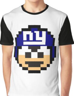 NY GIANTS Graphic T-Shirt