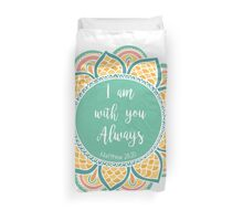 Matthew 22:28 2 Duvet Cover
