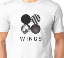 BTS Wings [White] Unisex T-Shirt