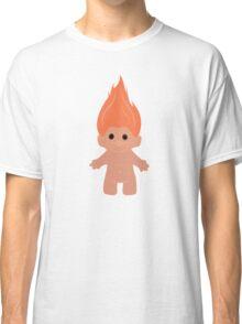 Orange Troll Classic T-Shirt