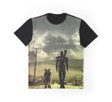 Desert Graphic T-Shirt