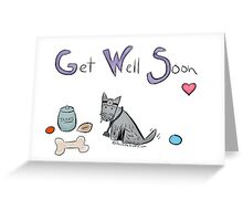 Get Well Soon from Jack Greeting Card