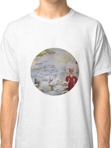 Foxtrot (circle design) Classic T-Shirt