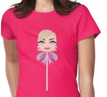 Eileen Davidson Womens Fitted T-Shirt