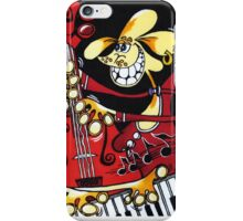 OH! Mister Bassman iPhone Case/Skin