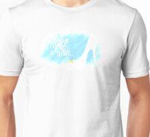 Make a Wish... Slipper (White) Unisex T-Shirt