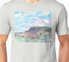 Mount Wellington, from MONA Unisex T-Shirt