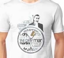Martini Dry recipe Unisex T-Shirt