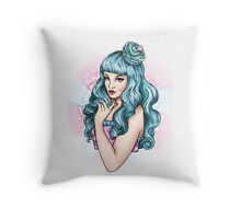 Lacey Noel by Kevin Cakebread  Throw Pillow