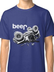 Funny Beer 4x4 Classic T-Shirt