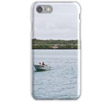 Activity in the Bay iPhone Case/Skin