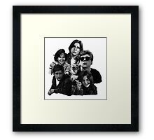 Sincerely Yours  Framed Print