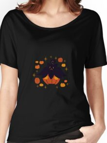 Fall Pumpkaboo Pumpkin Single Women's Relaxed Fit T-Shirt
