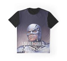 Infamous Steel Quote Graphic T-Shirt