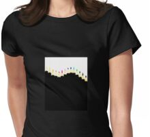 Pencil Pocket Womens Fitted T-Shirt