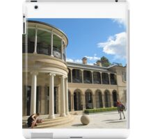 A Uni Campus Building, City of Brisbane. Queensland. Aust. iPad Case/Skin