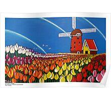 TulipTime,Netherlands. Poster