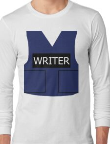 Writer's Vest Long Sleeve T-Shirt