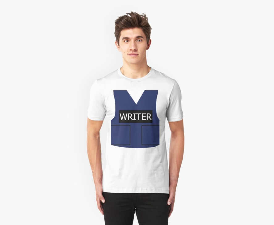 Writer's Vest by piecesofrie