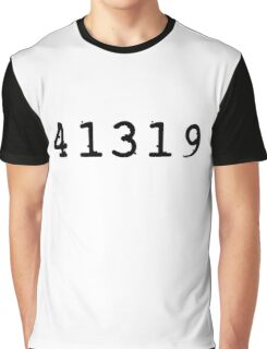 41319 - Det. Kate Beckett Graphic T-Shirt