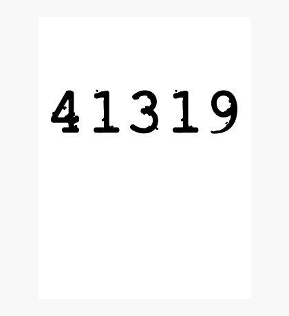 41319 - Det. Kate Beckett Photographic Print