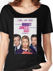 Bridget Jones's Baby Women's Relaxed Fit T-Shirt