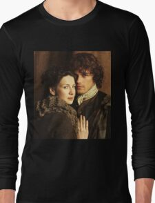 Jamie Fraser Outlander 00 Long Sleeve T-Shirt
