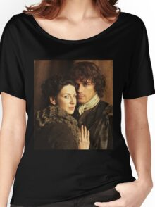 Jamie Fraser Outlander 00 Women's Relaxed Fit T-Shirt