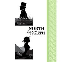 North and South Photographic Print