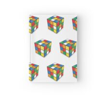 RUBIK'S_CUBE Hardcover Journal