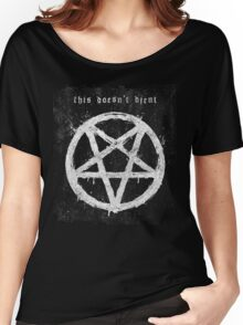 This Doesn't Djent Women's Relaxed Fit T-Shirt