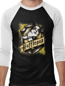 House of Hufflepup Men's Baseball ¾ T-Shirt