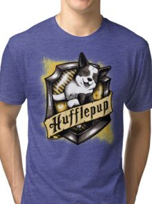 House of Hufflepup Tri-blend T-Shirt