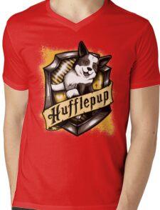 House of Hufflepup Mens V-Neck T-Shirt
