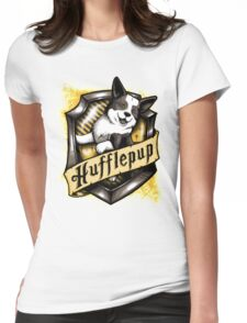 House of Hufflepup Womens Fitted T-Shirt