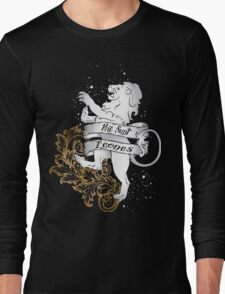 Hic Sunt Leones Take Two Long Sleeve T-Shirt