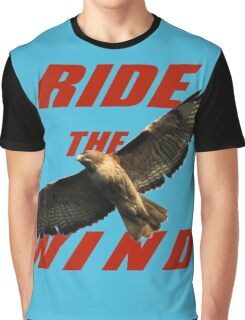 Ride The Wind Graphic T-Shirt