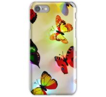 butterfly color iPhone Case/Skin