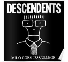 Milo Goes to College Poster