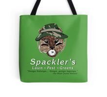 Spackler's Lawn Pest and Greens Tote Bag