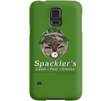 Spackler's Lawn Pest and Greens Samsung Galaxy Case/Skin