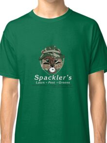 Spackler's Lawn Pest and Greens Classic T-Shirt