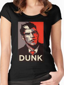 Darius DUNK Women's Fitted Scoop T-Shirt