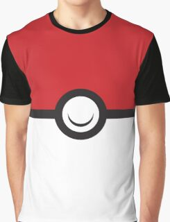 Pokemon Ball Shirt Graphic T-Shirt