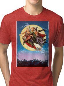 Hocus Pocus 001 Tri-blend T-Shirt
