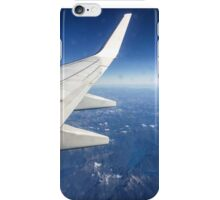 Plane view iPhone Case/Skin