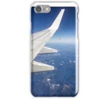 Plane view iPhone Case/Skin